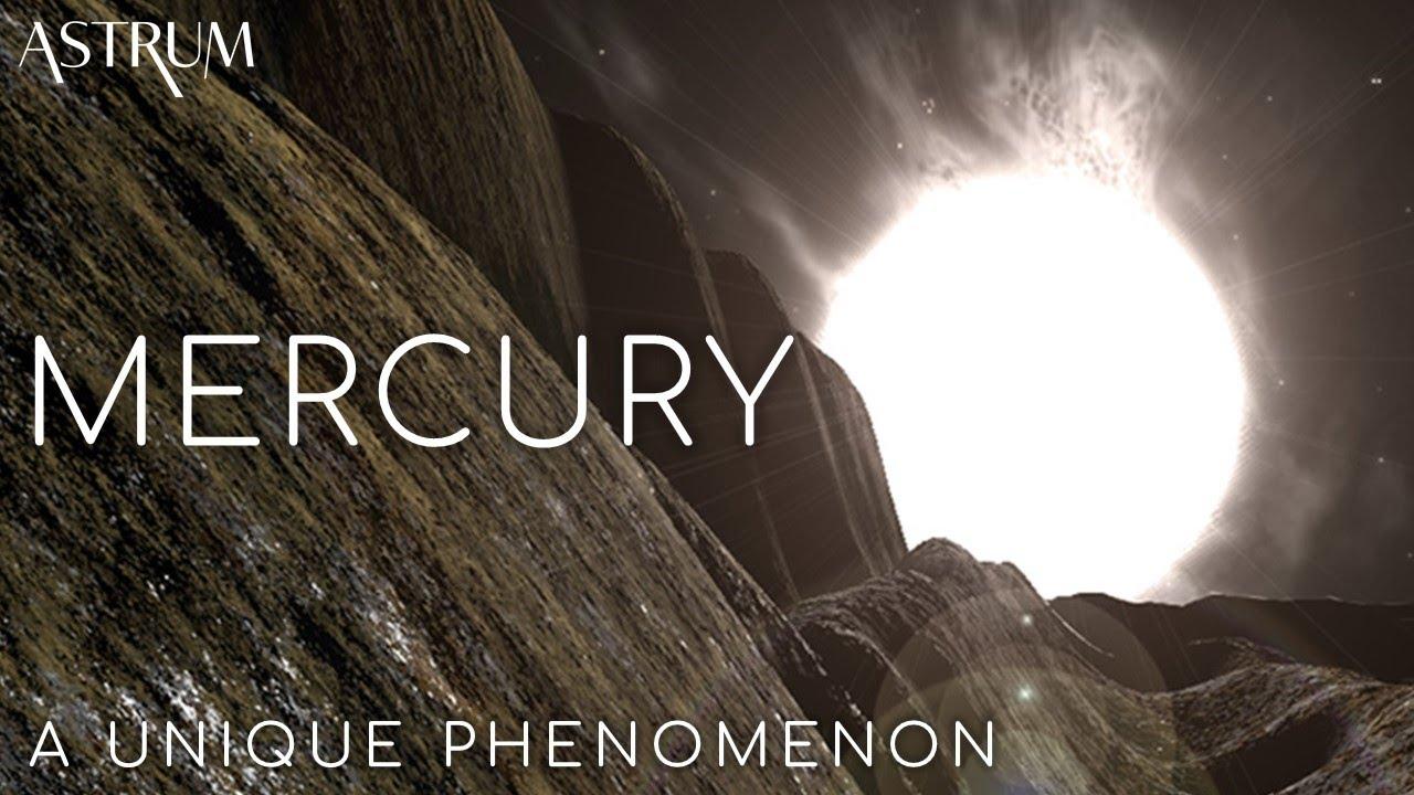 The Unique Phenomenon In Mercury's Sky