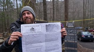 Michael Wardian gets lost, bows out of Barkley Marathons