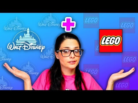 What Happens When You Mix Disney And Lego?