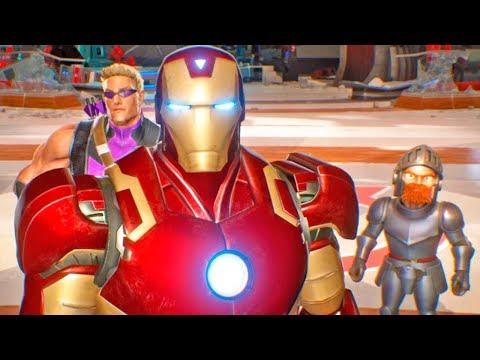 Marvel vs. Capcom Infinite 03: Torre dos Vingadores - MODO HISTÓRIA