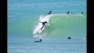 Surf Tips - How to get Barreled