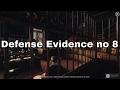 """Defense Evidence no 8"" achievement (Bohemian Killing)"