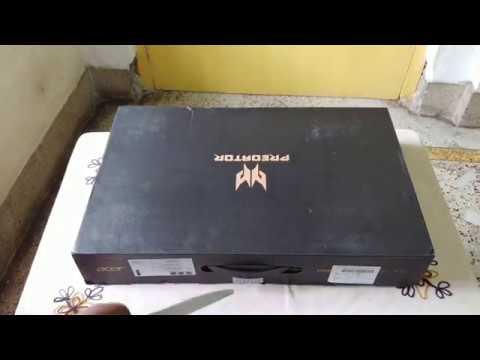 Acer Predator Helious 300 i7