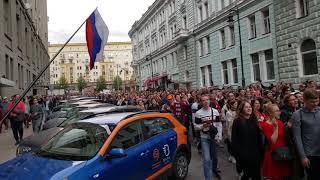 СРОЧНО! БУНТ! Москва ВЫШЛА!
