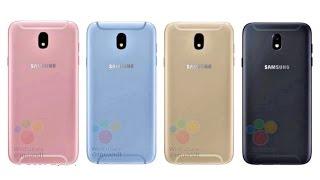 Samsung Galaxy J7 & J5 2017 - AMAZING NEW LOOK & COLORS!!!