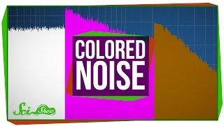 Colored Noise, and How It Can Help You Focus by : SciShow