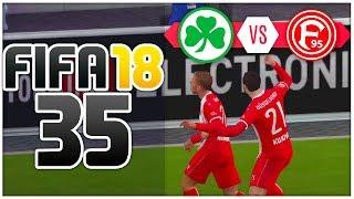 FIFA 18 Part 35: KRIMI gegen GREUTHER FÜRTH