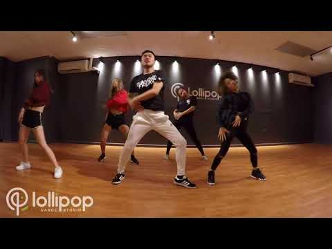 【Lollipop Dance Studio】Jazz Funk 'Ready For It' by Taylor Swift Choreography by Peter