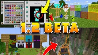 LAST MINECRAFT UPDATE GAMEPLAY! 1.2 Better Together Update - Pocket Edition, Xbox, PS4, PC