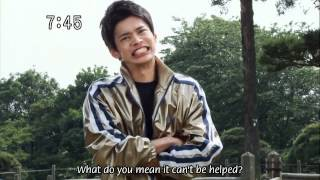 when takeru accepts genta as a shinkenger