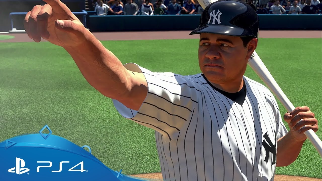 943149259 MLB The Show 18 | Gameplay Trailer | PS4 - YouTube