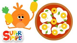 The Bumble Nums Make Spinning Pineapple Pizza | Cartoon For Kids
