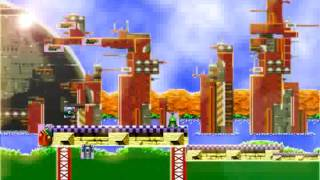 Sonic 3 - Launch Base Zone Remix