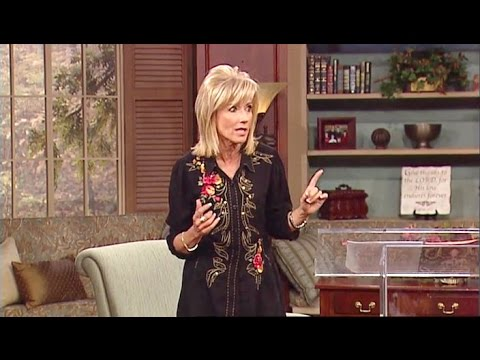 Beth Moore: Encourage Yourself In The Lord (James Robison / LIFE Today)