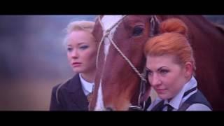 Фотосессия с лошадьми и собаками. Фотограф Скрипкина Мария. Видео: Василий Осипов
