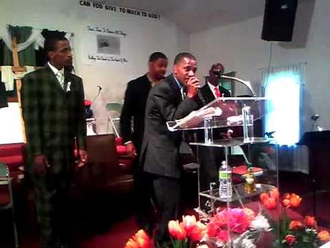 "Chris W. Wright  Pastor at Grace Temple Min. Houston, TX. ""Closing"" Part 1"