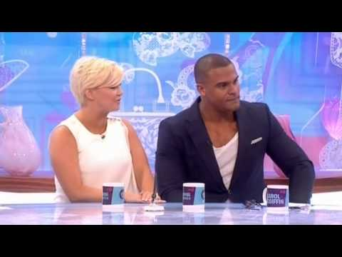 Kerry Katona and fiancé George Kay on Loose Women 28th May 2013