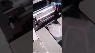 N95 KN95 처리 의료 마스크 용 베개 형 가방 흐…