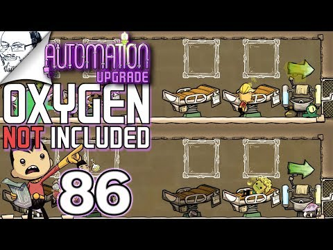 Etwas fürs Auge #86 💨 OXYGEN NOT INCLUDED Automation | Gameplay German