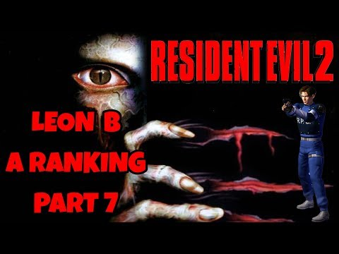 resident-evil-2-leon-b-walkthrough-part-7-(a-rank)---the-nightmare-is-over...-(road-to-re2-remake)