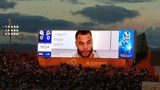 NFC Divisional Playoffs - Dallas Cowboys at Los Angeles Rams Vlog
