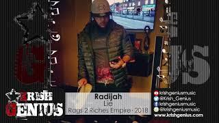 Radijah - Lie - July 2018