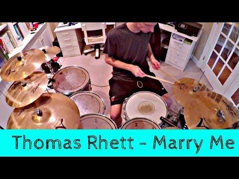 Thomas Rhett - Grave (Drum Cover) (NEW SONG)