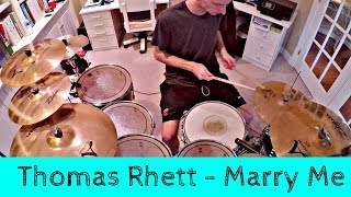 Thomas Rhett Grave Drum Cover NEW SONG