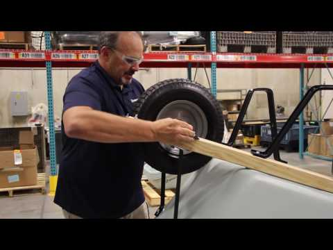 Brentwood Wheelbarrow Assembly