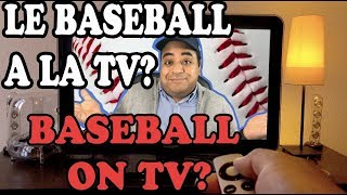 How to understand a baseball game broadcast on TV