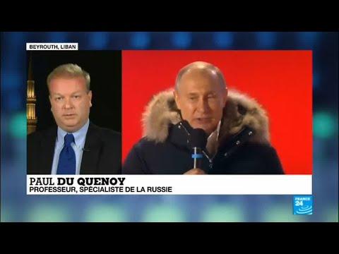 Russie: malgré sa faiblesse économique, la Russie s''impose dans le monde