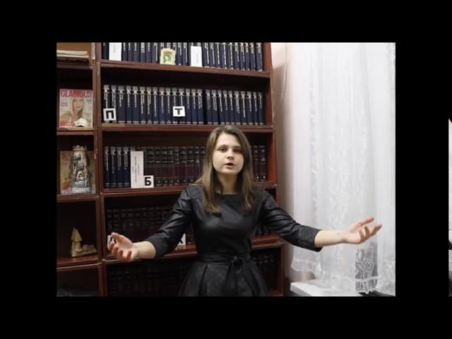 Изображение предпросмотра прочтения – КристинаНемчина читает произведение «Неудача» А.П.Чехова