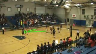 High School Volleyball Post Camp Match Reviews - Sterling 9 30 16 - 1