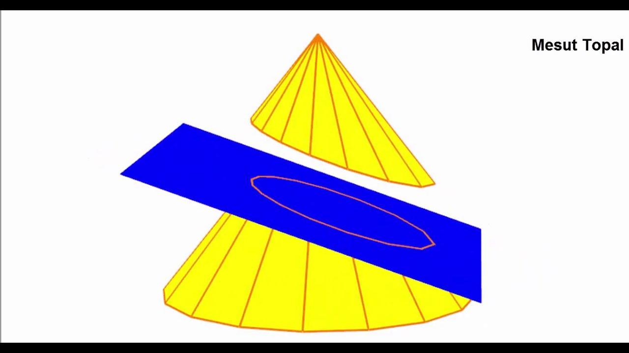 [ GeoGebra Dersleri Türkçe ] Kesik Piramit [ GeoGebra Tutorial ]