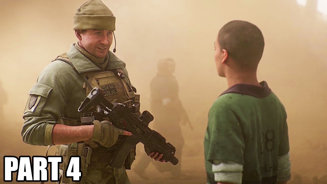 Parte 4 de Gameplay da Campanha MODERNA WARFARE - PRISON BREAK (Call of Duty Modern Warfare) + vídeo
