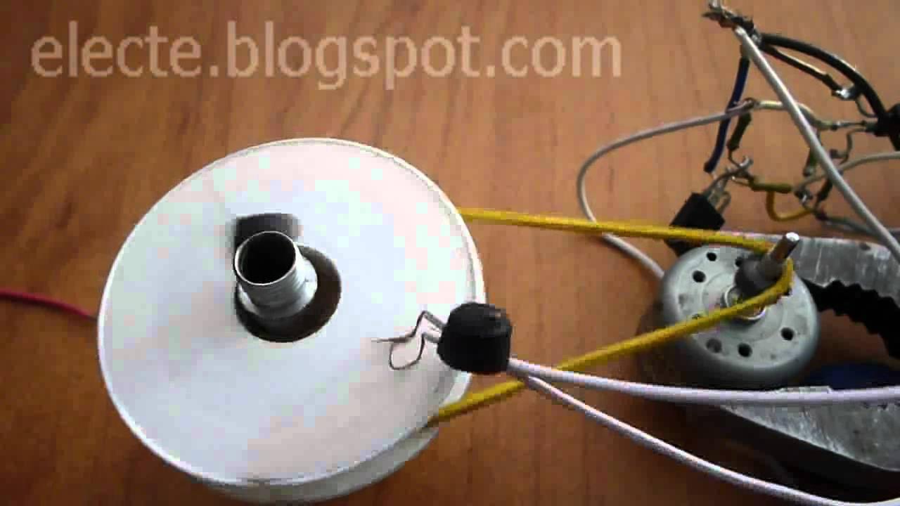 схема реверса микро двигателя постоянного тока