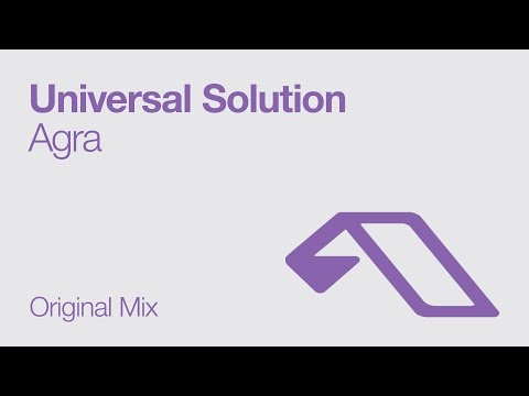 Universal Solution - Agra (Original Mix)