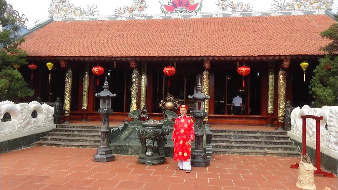 SH.3324.Thăm ngôi nhà thờ Lê Tộc.Làng Bá Dương Thị.xã Hồng Hà.Đan Phượng. Hà Nội.
