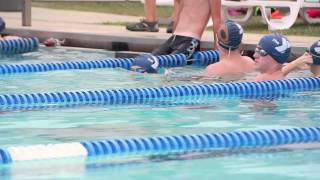How to prevent injuries in swimming