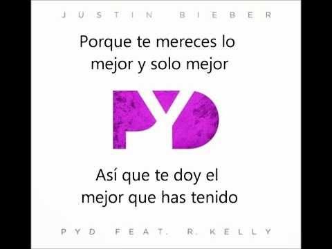 Justin Bieber - PYD (Put you down) (subtitulado al español)