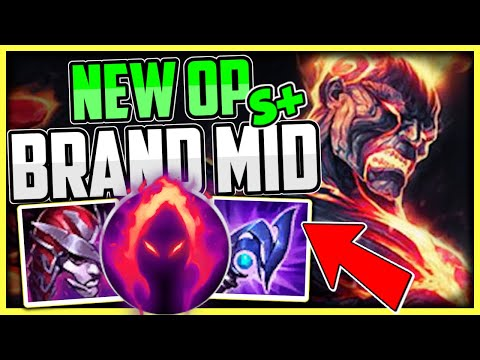 BRAND MID DOMINATION BUILD BEGINNERS GUIDE | Brand Guide Season 11 - League of Legends