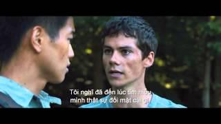 THE MAZE RUNNER - GIẢI MÃ MÊ CUNG - Trailer 2 - Lotte Cinema