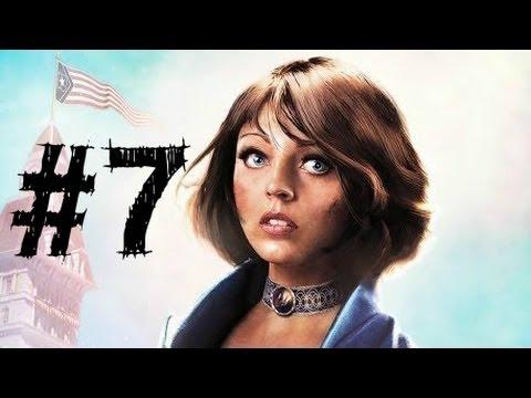 Bioshock Infinite Gameplay Walkthrough Part 7 - Soldier's Field - Chapter 7