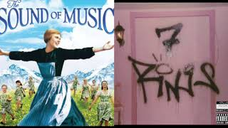 7 rings x My Favorite Things (Mashup) Ariana Grande / Julie Andrews