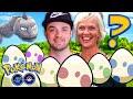 Pokemon GO - MUM PLAYS POKEMON + UNLIMITED EGG HATCHING!