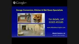 Garage Conversions | 01925 453185 | Warrington Builder For Garage Conversion