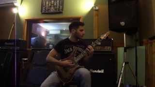 trivium in waves vocal guitars cover
