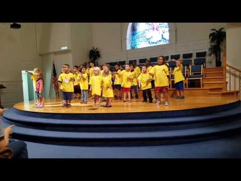 Over the moon VBS 2017