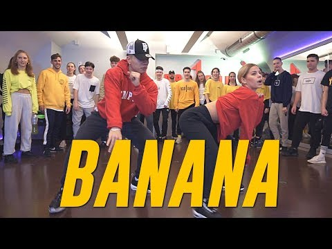 "Rugged x Boyd Janson x Brooklyn ""BANANA"" | Duc Anh Tran Choreography (Class Video)"