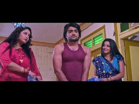 vlc record 2018 07 23 15h42m31s Gharwali BaharwaliSuper Hit Full Bhojpuri Movie 2016Monalisa &